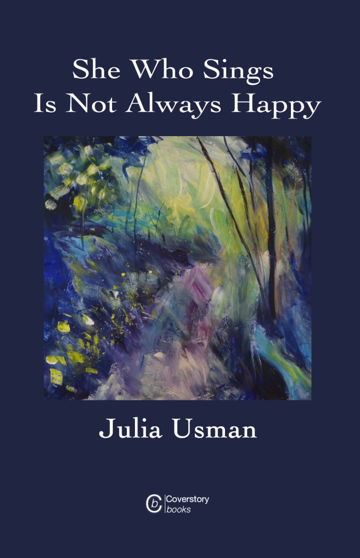 "Published today! – ""She Who Sings Is Not Always Happy"""